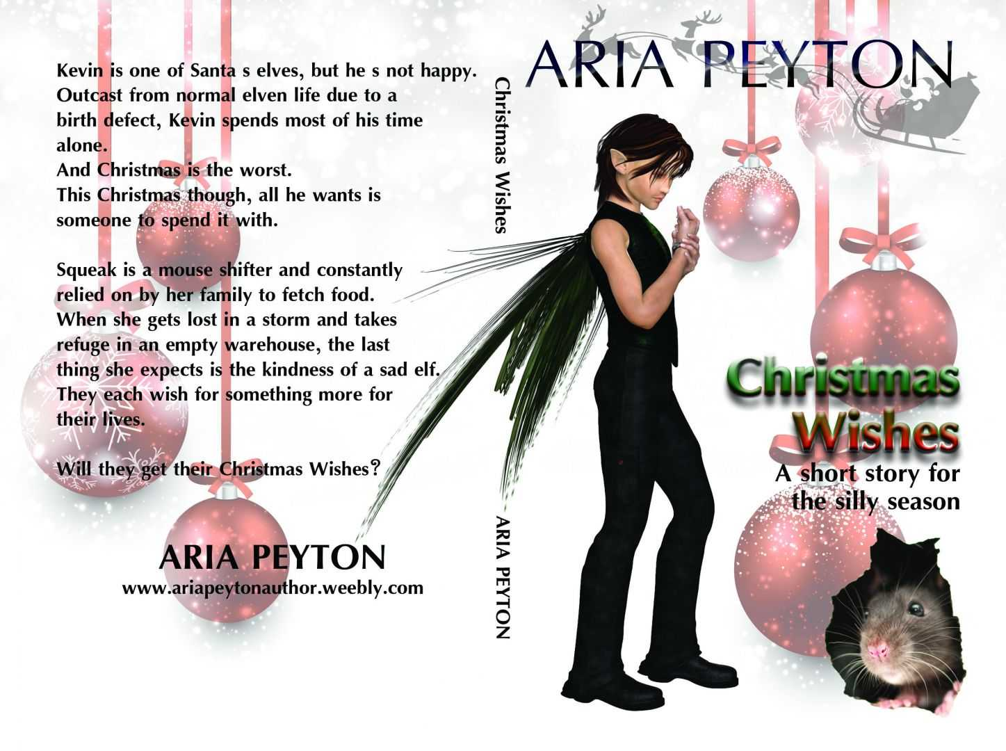 Christmas Wishes – A Short Story for the Silly Season – Eden