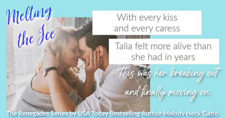 Have you read Melting the Ice yet?? MTI4