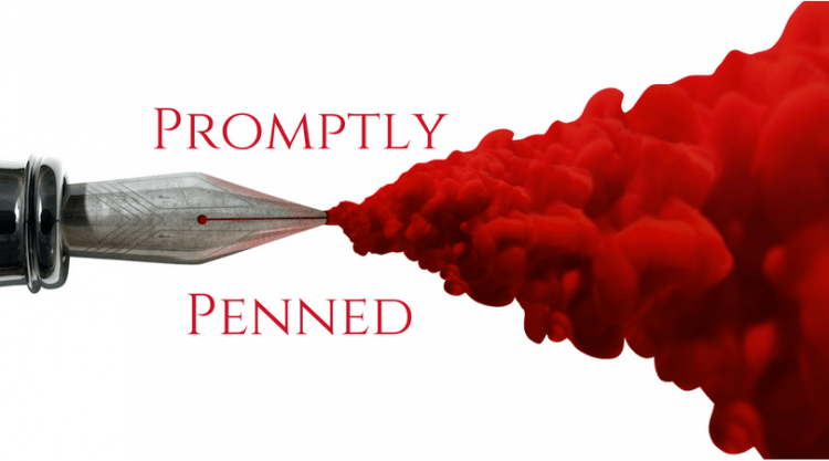 It's time for #PromptlyPenned #flashfiction on the blogs and if you liked SECOND CHANCE SUCCUB