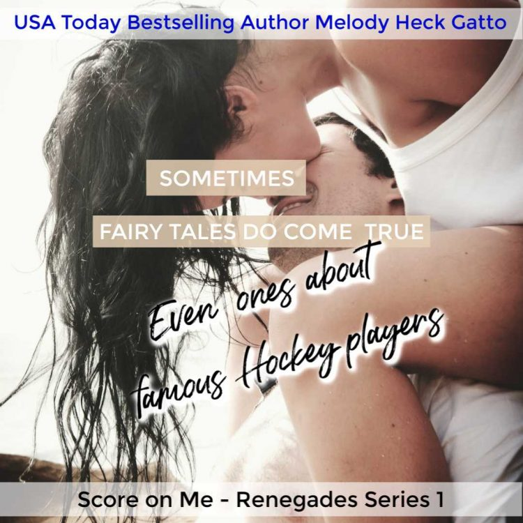 SCORE ON ME – Book 1 in the Renegades Hockey Series #HockeyRomance #FanGirlRomance You can fin
